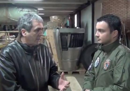 EKSKLUZIVNO: Intervju sa direktorom Predragom Grandićem u depou Muzeja vazduhoplovstva povodom otuđenja aviona P-38L Lightning