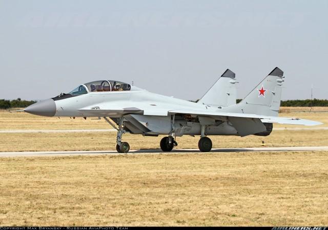 MiG-29M2 9-67 na Batajnici