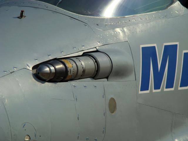 Nosna sekcija i vetrobransko staklo MiG-35