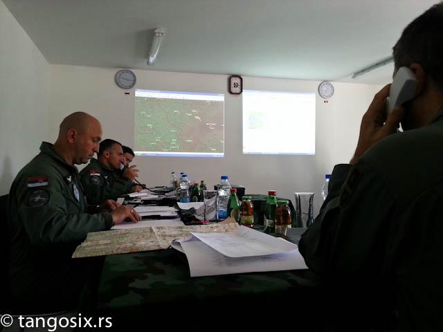 Pripreme i koordinacija sa Rumunima