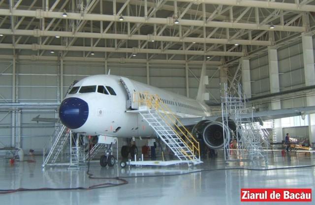 Erbas A320 na radovima