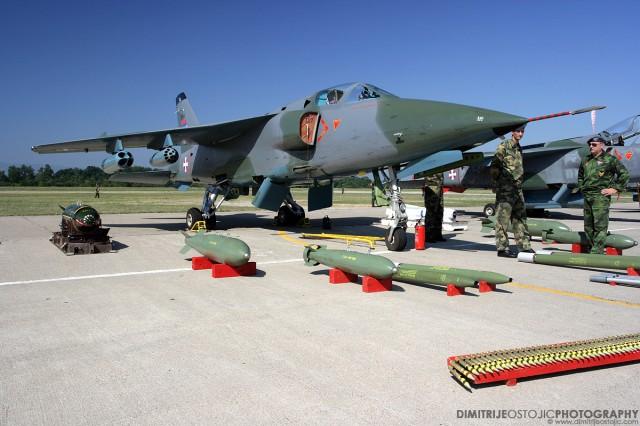 Taktičko-tehnički zbor 241. eskadrile, FOTO: Dimitrije Ostojić