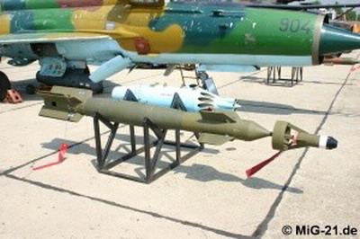 Infracrveno vodjena bomba Opher