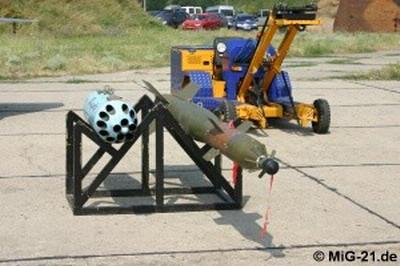 Laserski vodjena bomba Griffin