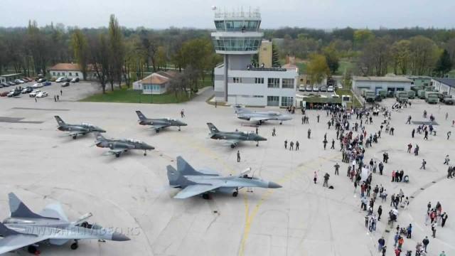 Aerodrom Batajnica, jedan od otvorenih dana, FOTO: helivideo.rs