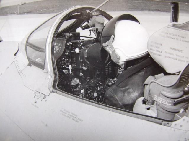 U kabini svog omiljenog aviona, foto: Suad Hamzić