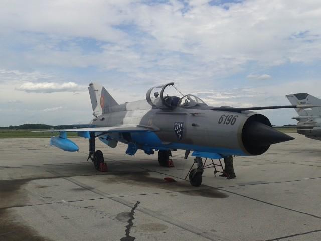MiG-21 LanceR-C na Batajnici