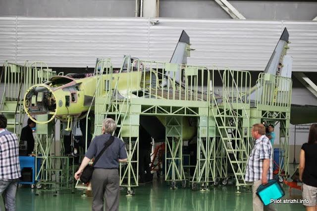 Proizvodnja MiG-29K