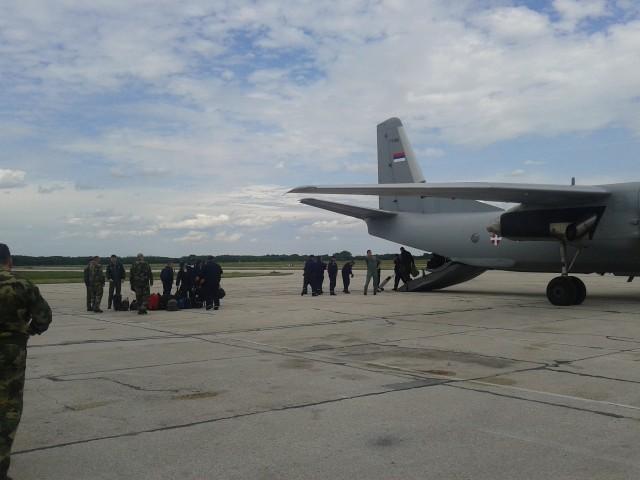 Heroj vežbe: An-26 i rumunska vazduhoplovno-tehnička ekipa