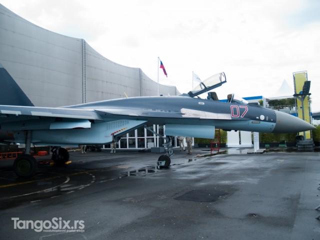 """Su-35S """"07"""""""