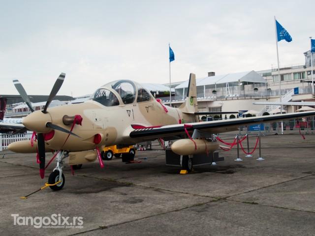 Embraer A-29 Super Tucano, Ratno vazduhoplovstvo Mauritanije