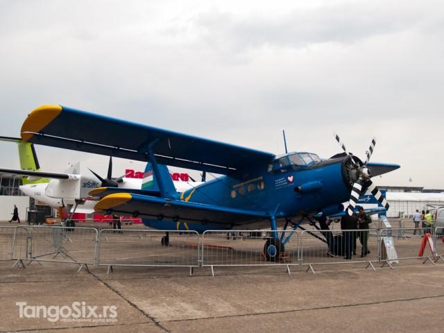 Mađarski Antonov An-2P