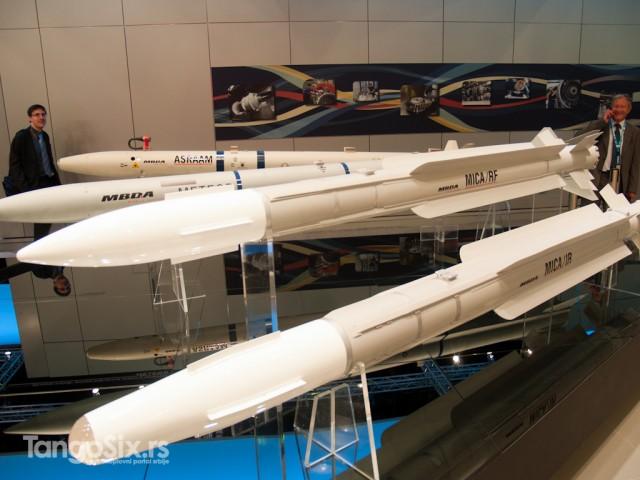 Rakete vazduh - vazduh
