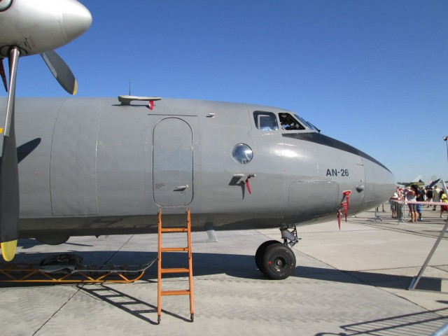 Mađarski An-26