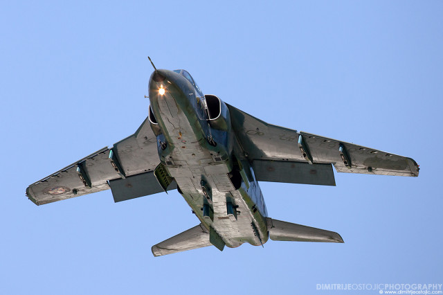 Srbija danas nakon poslednjeg udesa, na papiru poseduje 9 jurišnika J-22, foto: Dimitrije Ostojić