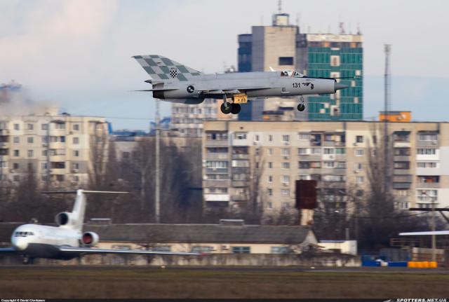 MiG sa novim evidencijskim oznakama
