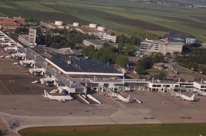 Aerodrom nikola tesla dolasci