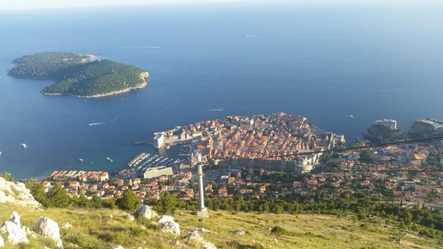 Dubrovnik tokom godine zabeleži preko dva miliona noćenja. To je najposećenji hrvatski grad.