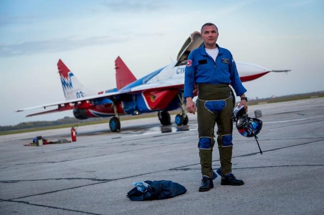 Vođa: potpukovnik Sergej Osjakin
