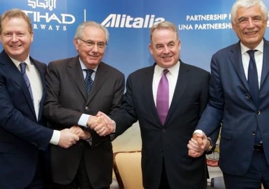 Evropska komisija odobrila sporazum Etihada i Alitalije