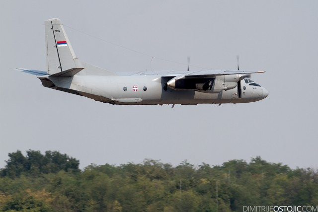 An-26, Foto: Dimitrije Ostojić