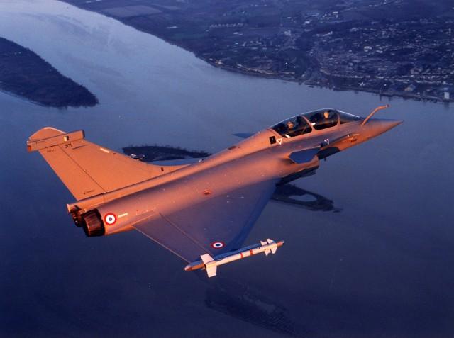 francuski Rafale B 301