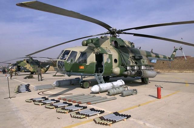Mi-17 makedonskog ratnog vazduhoplovstva