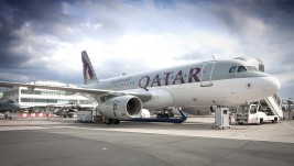 Obilazak ekskluzivnog all-business A319 Qatar Airwaysa