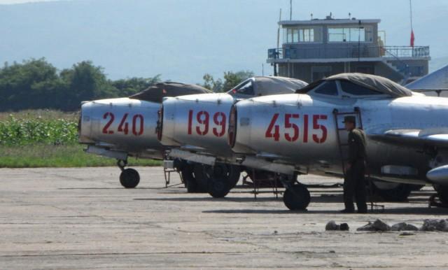 lovci MiG-17