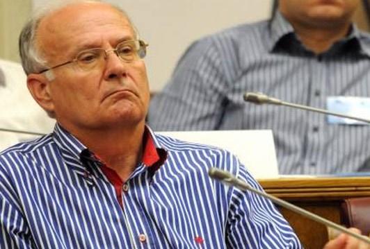 Glavni sudac, tada potpukovnik, Blagoje Grahovac