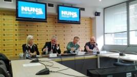 Konferencija za medije: Novi problemi u Muzeju vazduhoplovstva – pala poseta, stopirana plata