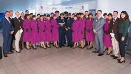 Prvi let Etihadovog A380 do Njujorka