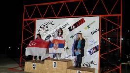 Završen svetski paraglajding kup: Tamara iz Vršca na pobedničkom postolju