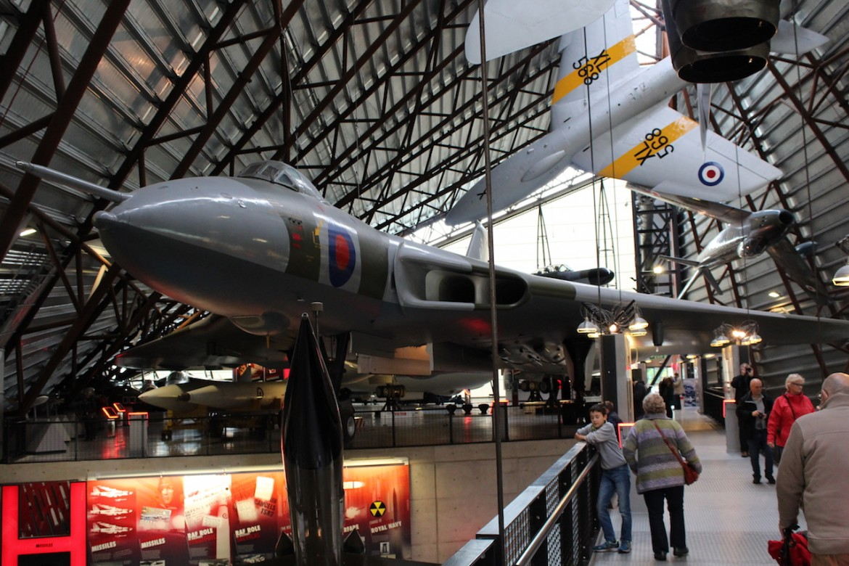 Cold War izložba i Vulcan B Mk.2