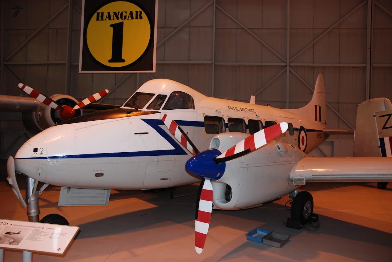 Hangar 1 - De Havilland Devon C2 / Foto: Miroslav Šljivić