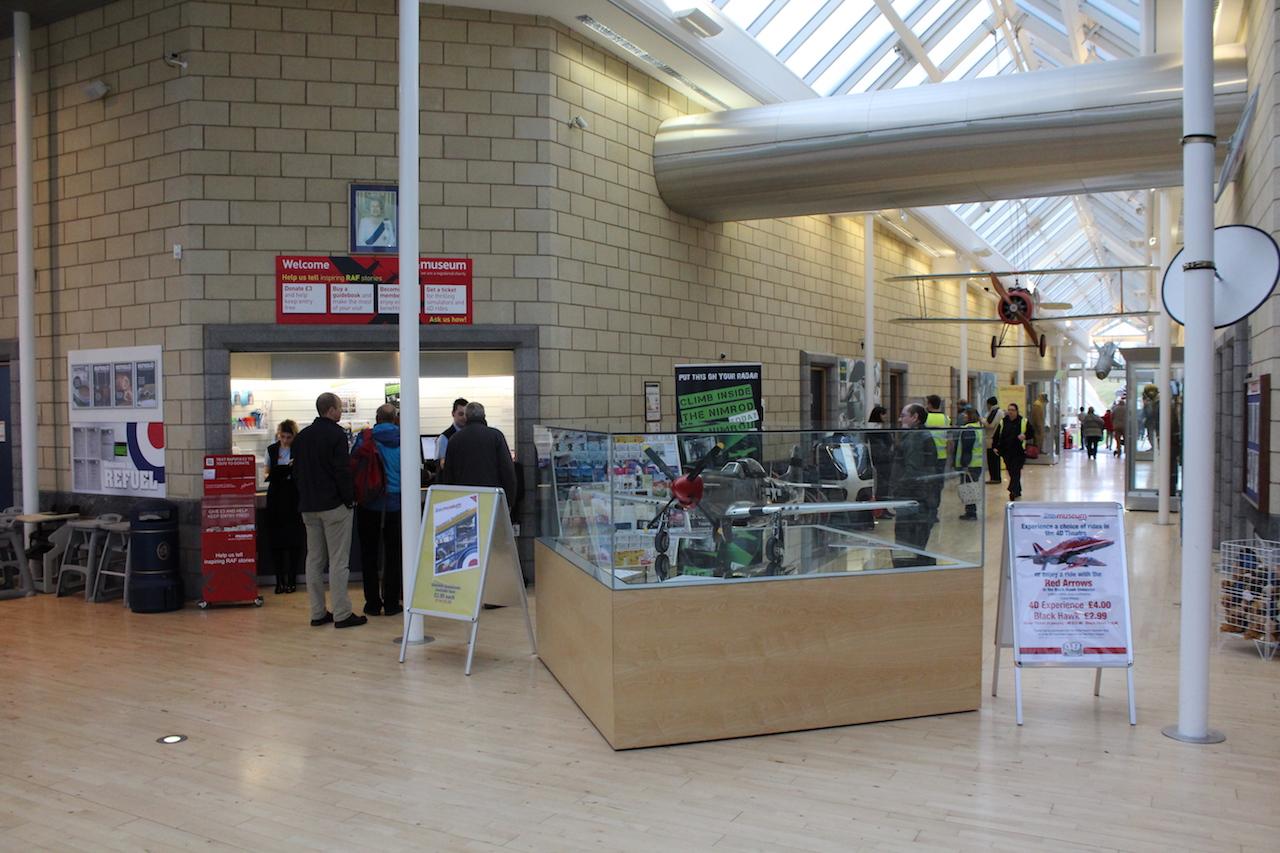 Visitor Centre- Hol