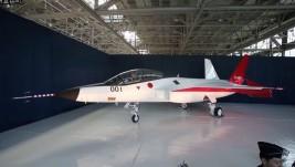 Predstavljen tehnološki demonstrator novog japanskog lovca
