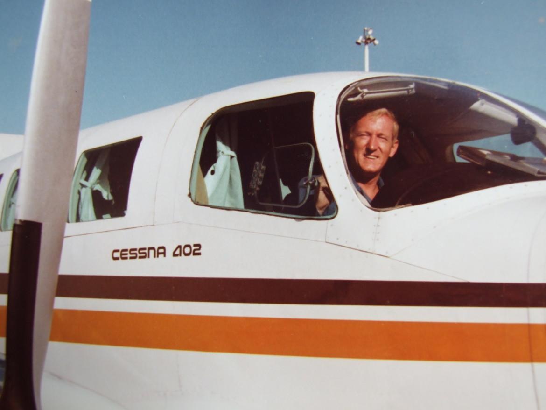 Northropova Cessna 402