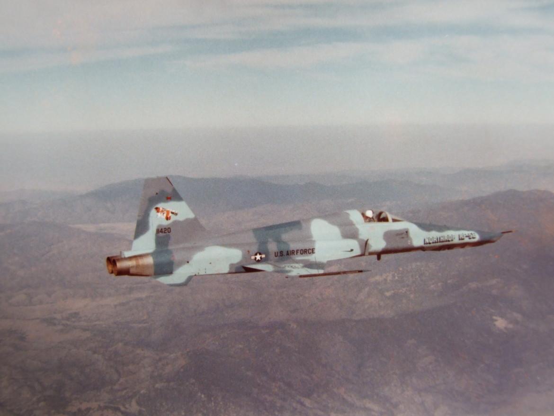 Razmatrana je kupovina dve do tri eskadrile aviona F-5