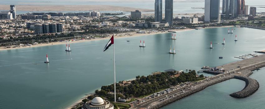 Smoke on! Red Bull Air Race sezona počinje u Abu Dabiju