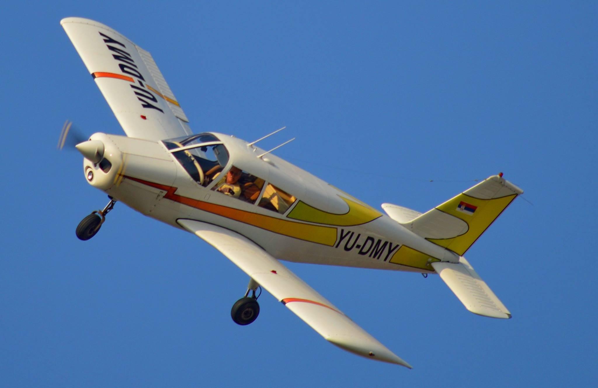 Piper je proizveden 1965. godine