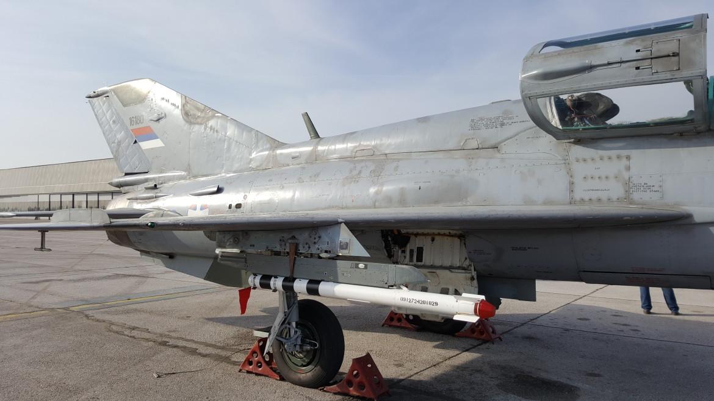 UZR-60 umesto R-60 iz razloga bezbednosti delegacija u poseti / Foto: Petar Vojinović