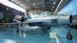 Foto reportaža: Hellenic Air Force Museum