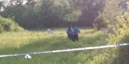 Srušila se SILA 450C u Hrvatskoj, oba pilota preživela