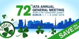 NAJAVA: 72. godišnji IATA samit u Dablinu