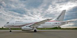 """""""City Jet"""" postala prva evropska kompanija kojoj je isporučen """"Sukhoi Superjet 100"""""""