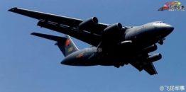 Made in China: Započelo uvođenje u naoružanje kineskog transportera Y-20