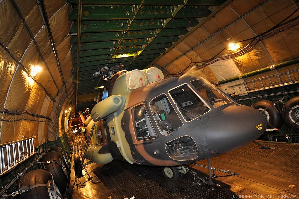 Helikopteri će uskoro dobiti rotore, biće obavljeni i poslednji probni letovi / Foto: Igor Salinger
