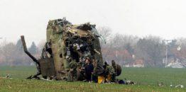 Više javno tužilaštvo neće pokrenuti krivični postupak za pad helikoptera