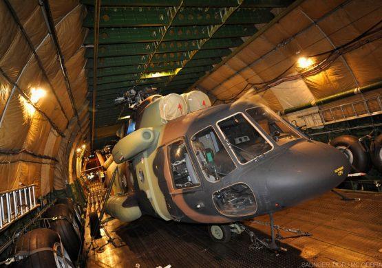 Letenje i obuka na novim helikopterima Mi-17V-5 počinje 1. avgusta